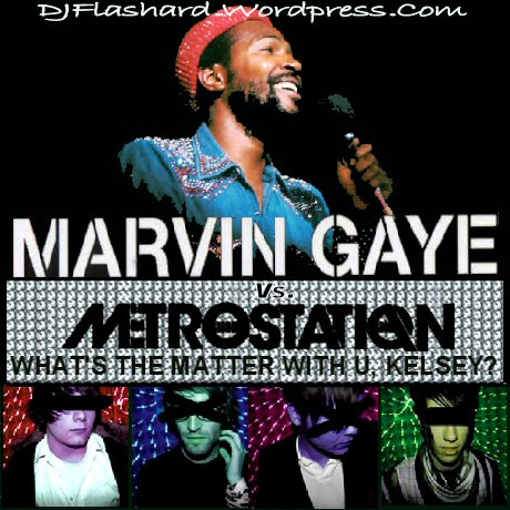 Marvin Gaye vs Metro Station